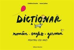 Dictionar enlgez-german-român 1