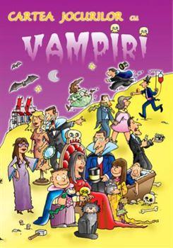 Cartea jocurilor cu vampiri 1