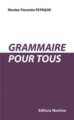 Grammaire pour tous. Sinteze 1
