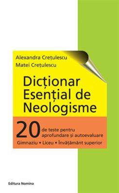 Dicționar esențial de neologisme 1