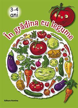 În grădina cu legume 3-4 ani 1