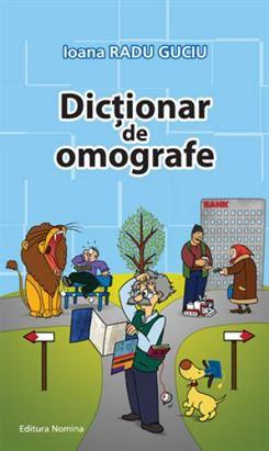 Dicționar de omografe 1