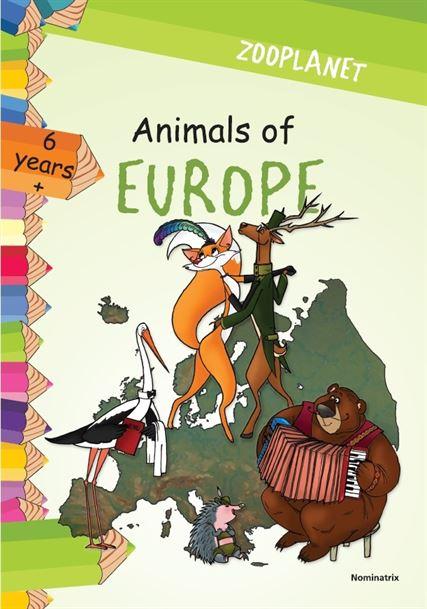 Animals of Europe 1