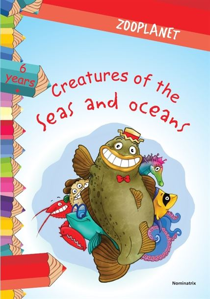 Creatures of the seas and oceans 1