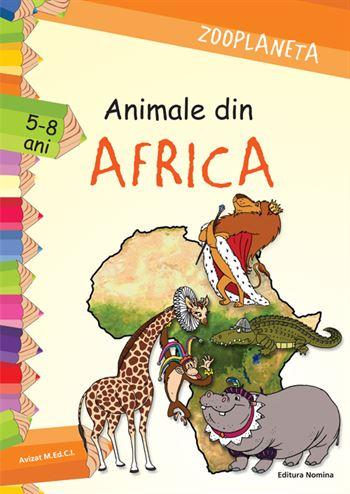 Zooplaneta - Animale din Africa 1