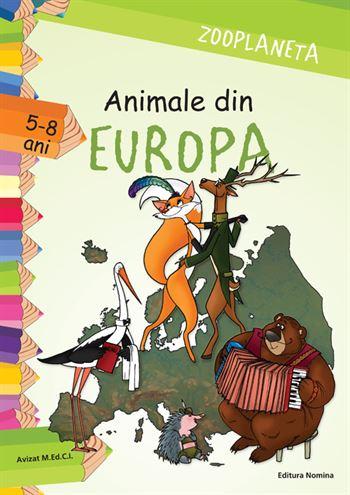 Zooplaneta - Animale din Europa 1