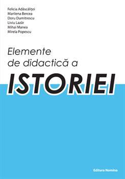 Elemente de didactică a Istoriei 1