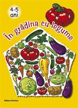 În grădina cu legume 4-5ani 1