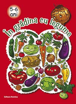 În grădina cu legume 5-6 ani 1