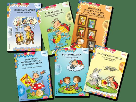 Colecția Ița Gărgărița, 3-4 ani 1
