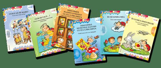 Colecția Ița Gărgărița, 3-4 ani 2
