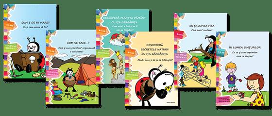Colecția Ița Gărgărița, 4-5 ani 3