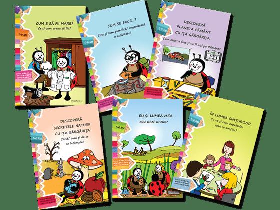 Colecția Ița Gărgărița, 5-6 ani 1