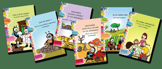 Colecția Ița Gărgărița, 5-6 ani 2