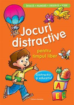 Jocuri distractive (portocaliu) 1