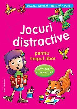 Jocuri distractive (roz) 1