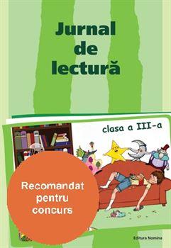 Jurnal de lectura. clasa a III-a 1