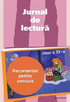Jurnal de lectură clasa a IV-a 1