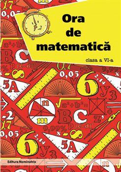 Ora de matematică, clasa a VI-a, semestrul 1 1