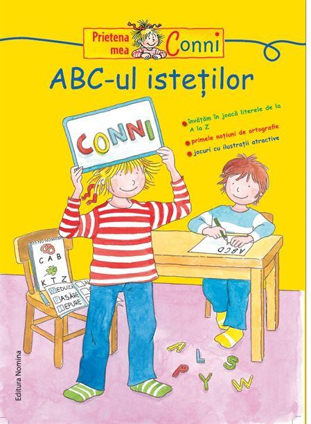 Prietena mea, Conni. ABC-ul istetilor 1