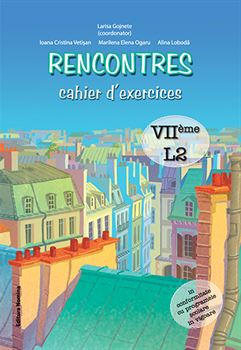 Rencontres cahier d'exercices. L2. cls. a VII-a 1