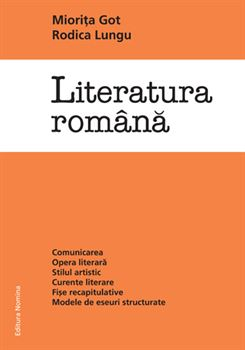 Literatura Română. Comunicare. Opera literară 1