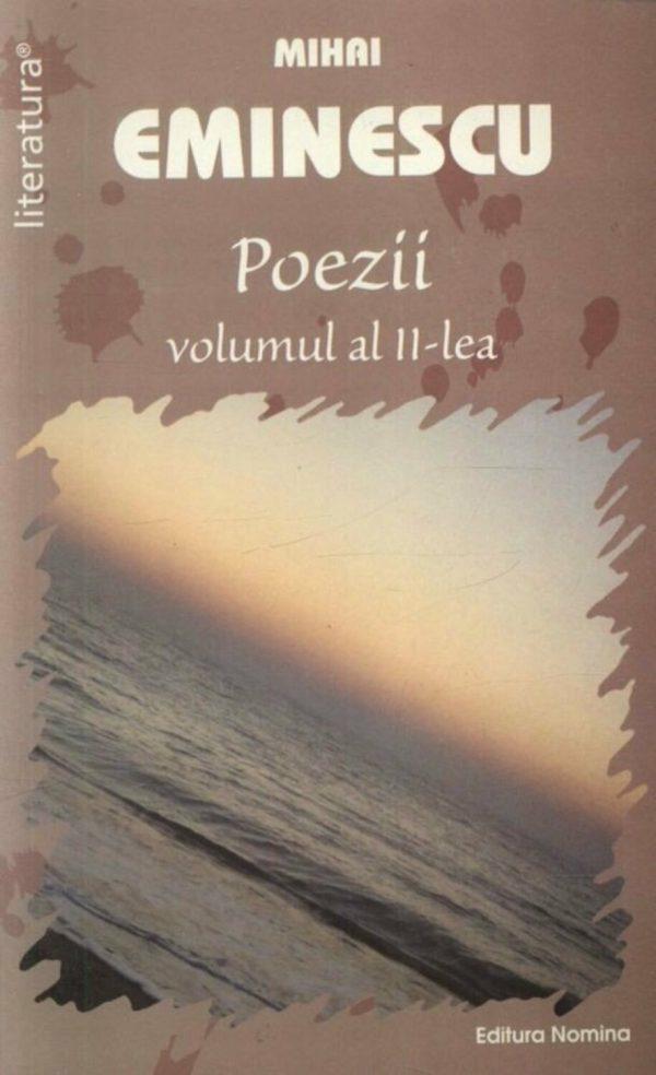 Mihai Eminescu - Poezii, volumul 2 1