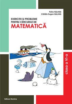 Exerciții și probleme pentru cercurile de matematică. cls. a VI-a 1