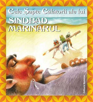 Cele 7 călătorii ale lui Sindbad Marinarul - ediție cartonată 1