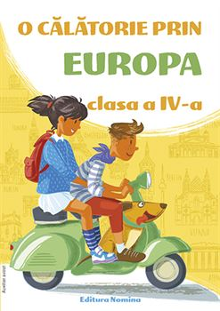 O călătorie prin Europa cls. a IV-a 2019 - 2020 1