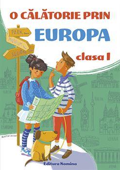O călătorie prin Europa cls. I 2019 - 2020 1