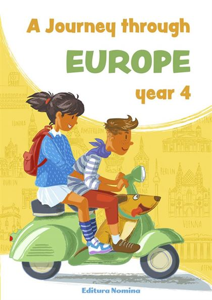 A trip through Europe 4'th grade 1