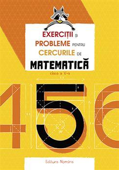 Exerciții și probleme pentru cercurile de matematică clasa a V-a 1