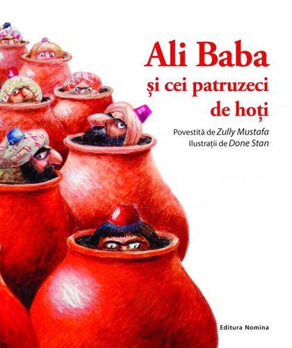 Ali Baba și cei 40 de hoți 1