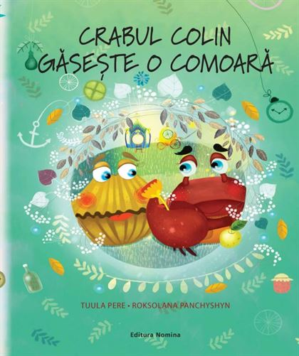 Crabul Colin găsește o comoară 1