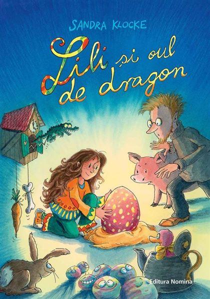 Lili și oul de dragon 1