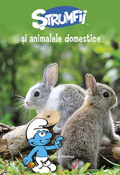 Ștrumfii și animalele domestice 1