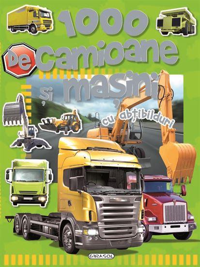 1000 de mașini și camioane cu abțibilduri 1