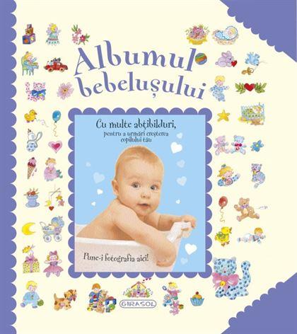 Albumul bebelușului (bleu) 1