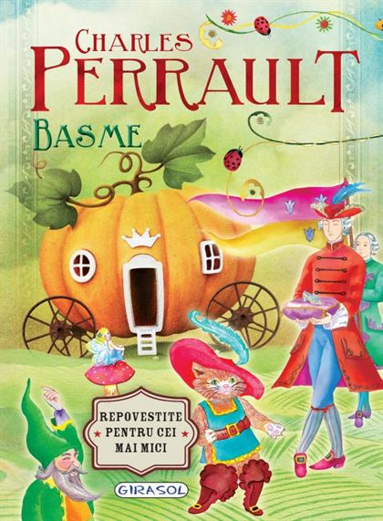 Basme - Charles Perrault 1