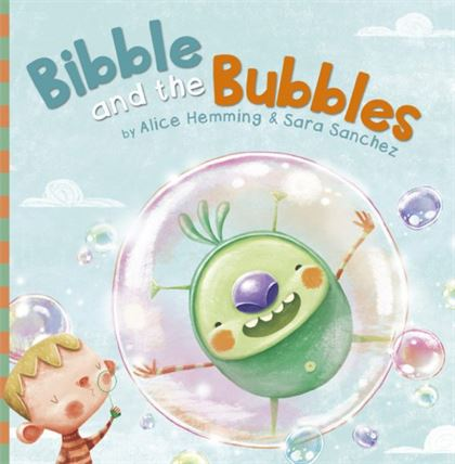 BIBBLE AND THE BUBBLES 1