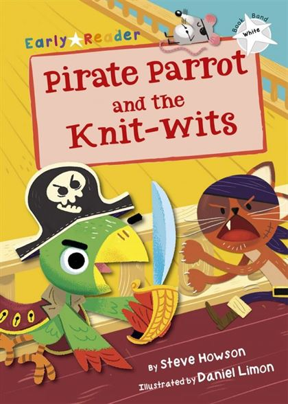 Pirate Parrot and the Knit-wits 1