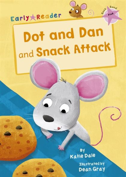 Dot and Dan and Snack Attack! 1