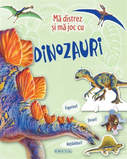 GIRASOL - Mă distrez și mă joc cu dinozauri 1