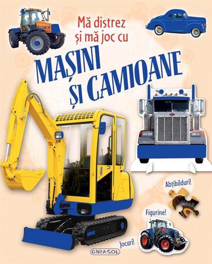 GIRASOL - Mă distrez și mă joc cu mașini și camioane 1