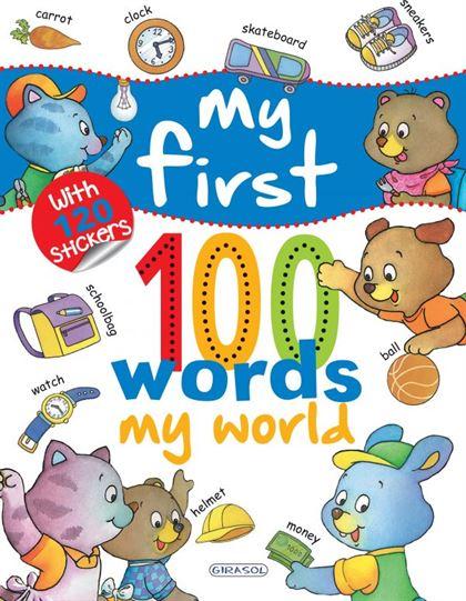 GIRASOL - My First 100 Words: My World 1