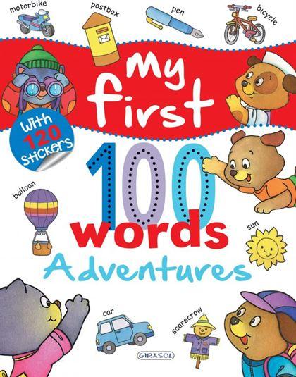 GIRASOL - My First 100 Words: Adventures 1