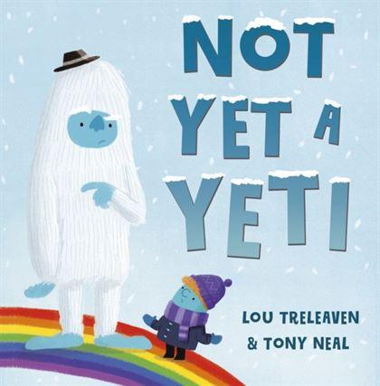 Not Yet a Yeti 1