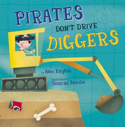 Pirates Don't Drive Diggers 1