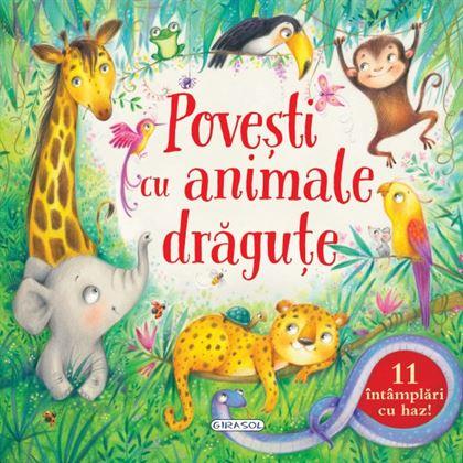 GIRASOL - Povești cu animale drăguțe 1